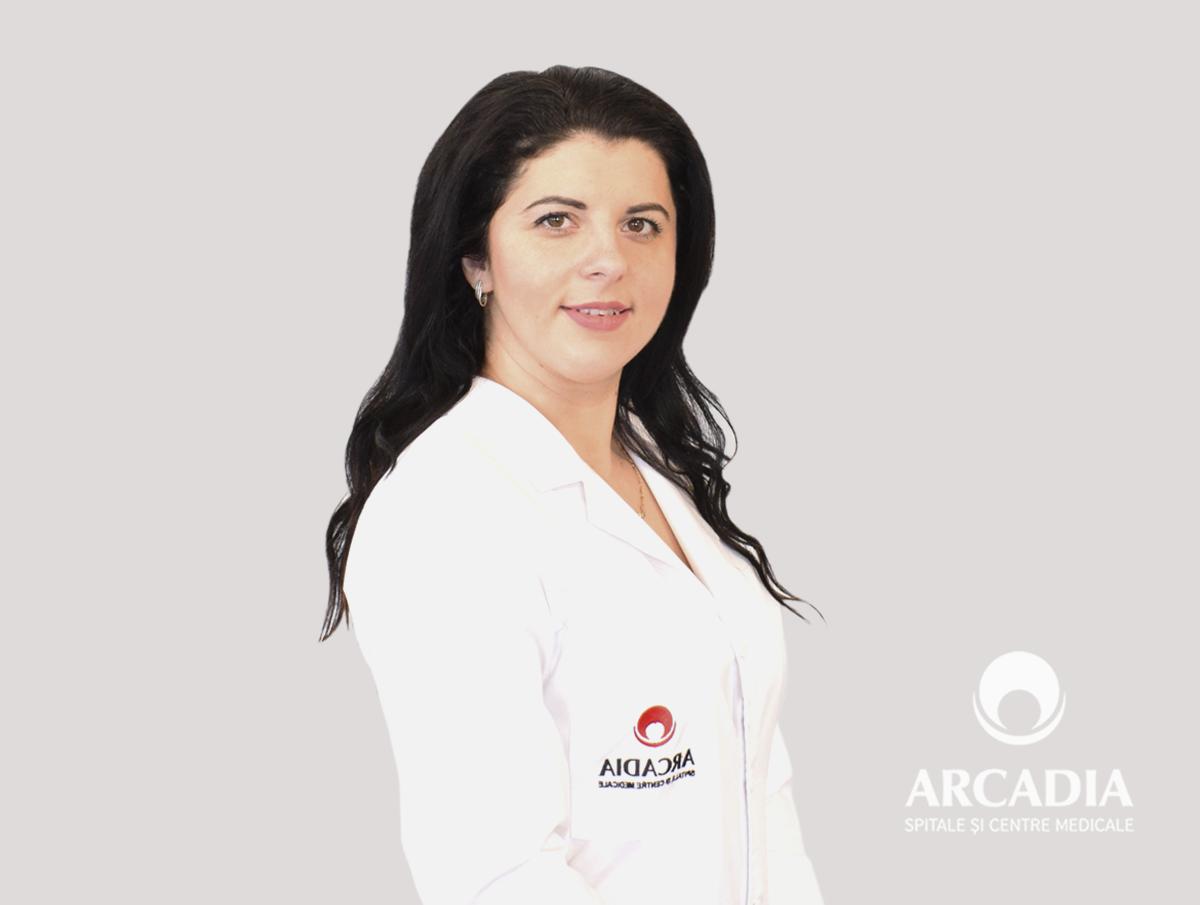Dr. Cristina Buzgar